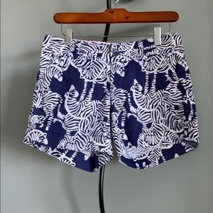 LILLY PULITZER I HERD YOU CALLAHAN SHORTS